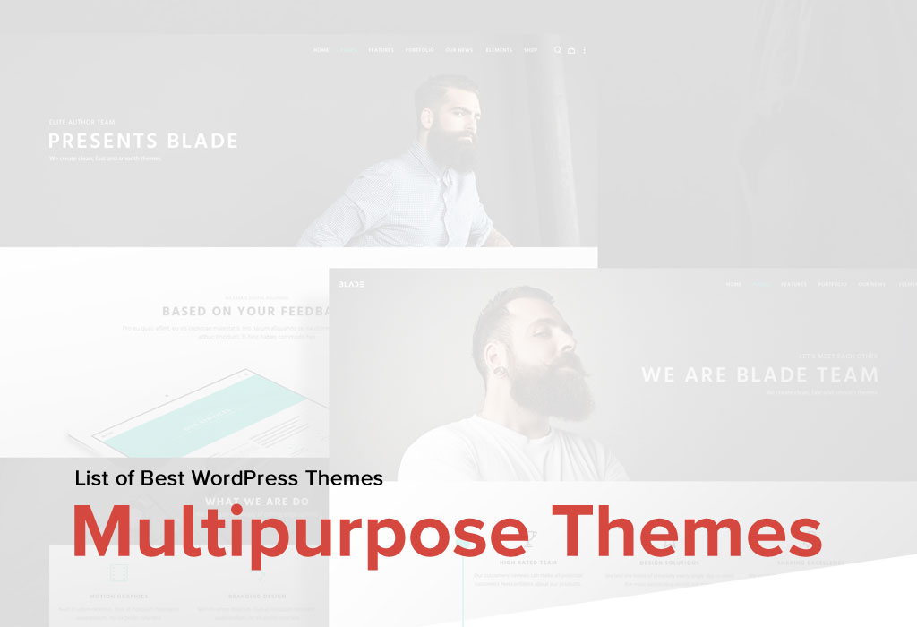 25 Most Popular Multipurpose WordPress Theme