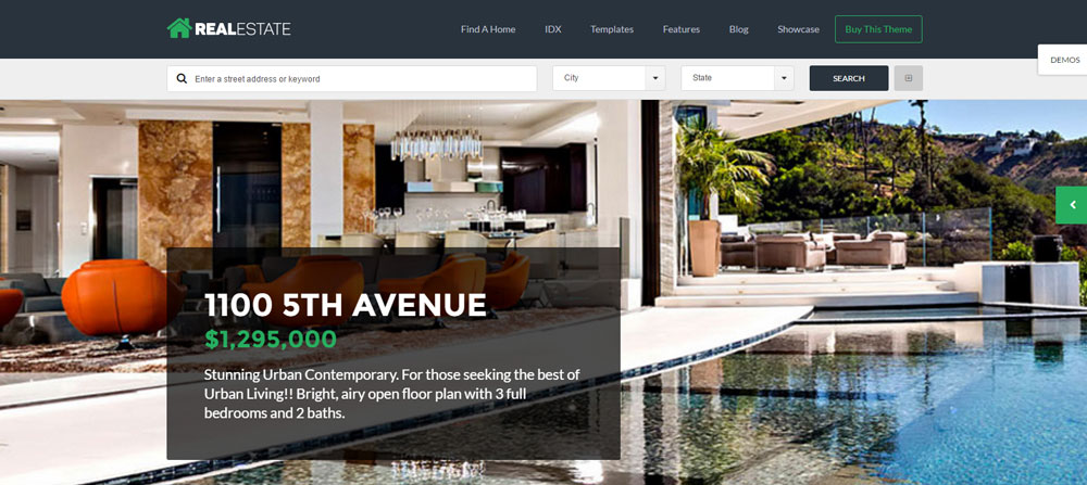 WP Pro Real Estate 7 | Responsive Real Estate WordPress Theme