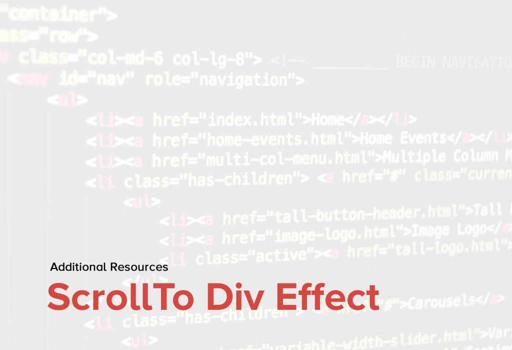 Scrollto div using jquery over a wordpress theme makers byte - Jquery scroll to div ...